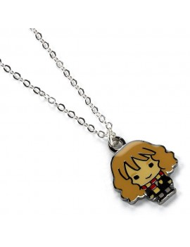 Harry Potter Cutie Collection Necklace & Charm Hermione Granger (silver plated)