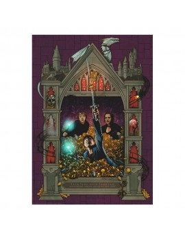 Harry Potter Jigsaw Puzzle Harry Potter and the Deathly Hallows - Part 2 (1000 pieces)