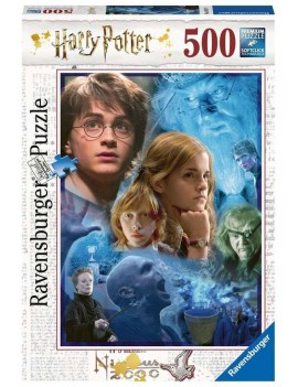 Harry Potter Jigsaw Puzzle Harry Potter in Hogwarts (500 pieces)
