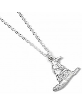 Harry Potter Pendant & Necklace Sorting Hat (silver plated)
