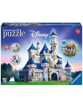 Disney 3D Puzzle Disney Castle (216 pieces)