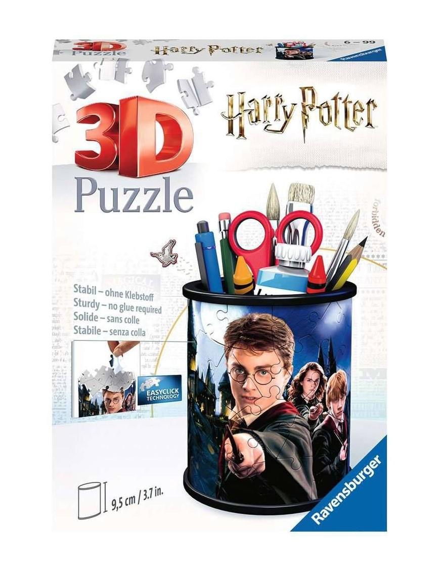 Harry Potter 3D Puzzle Pencil Holder (54 pieces)