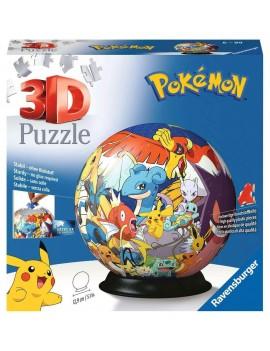 Pokémon 3D Puzzle Ball (72 pieces)