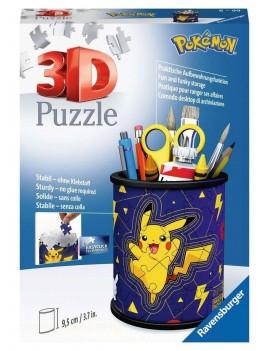 Pokémon 3D Puzzle Pencil Holder (54 pieces)