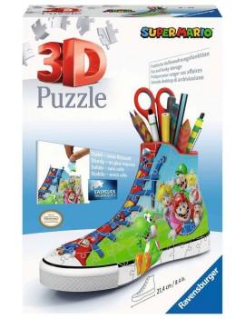 Super Mario 3D Puzzle Sneaker (108 pieces)