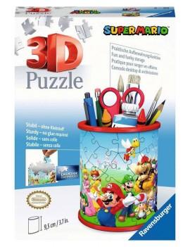 Super Mario 3D Puzzle Pencil Holder (54 pieces)