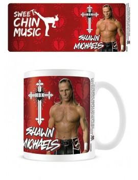 WWE Mug Shawn Michaels - Sweet Chin Music