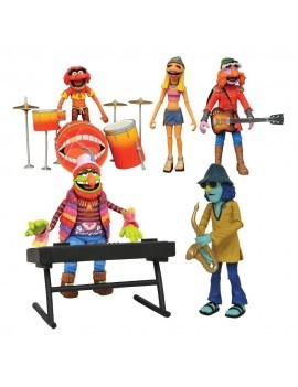 The Muppets Select Action Figures 13 cm 2-Packs Best Of Series 3 Assortment (6)