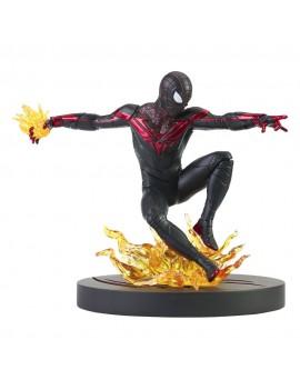Spider-Man: Miles Morales Marvel Gamerverse Gallery PVC Statue Miles Morales 18 cm