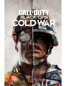 Call of Duty Black Ops Cold War Poster Pack Split 61 x 91 cm (5)