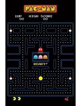 Pac-Man Poster Pack Maze 61 x 91 cm (5)