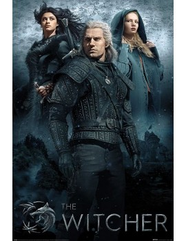 The Witcher Poster Pack Connected by Fate 61 x 91 cm (5)