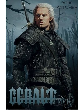 The Witcher Poster Pack Geralt of Rivia 61 x 91 cm (5)