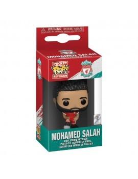 Liverpool F.C. Pocket POP! Vinyl Keychains 4 cm Mohamed Salah Display (12)
