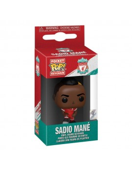Liverpool F.C. Pocket POP! Vinyl Keychains 4 cm Sadio Mané Display (12)