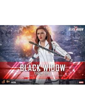 Black Widow Movie Masterpiece Action Figure 1/6 Black Widow Snow Suit Version 28 cm