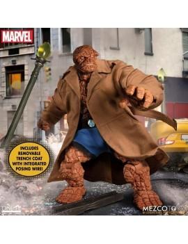 Marvel Action Figures 1/12 Fantastic Four Deluxe Steel Box Set 16 cm
