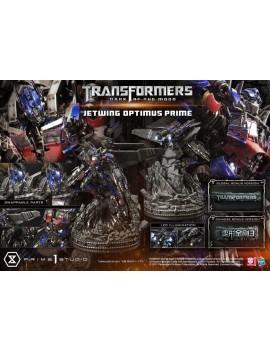Transformers: Dark of the Moon Statue Jetwing Optimus Prime Bonus Version 104 cm