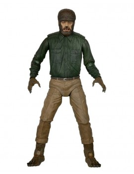 Universal Monsters Action Figure Ultimate The Wolf Man 18 cm