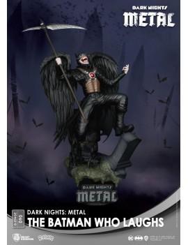 Marvel Comics D-Stage PVC Diorama Dark Nights: Metal The Batman Who Laughs 16 cm