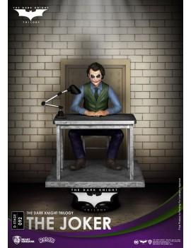 Marvel Comics D-Stage PVC Diorama The Dark Knight Trilogy The Joker 16 cm