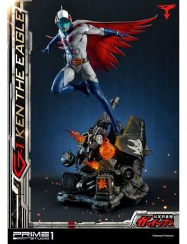 Science Ninja Team Gatchaman Statue 1/4 G-1 Ken the Eagle 73 cm