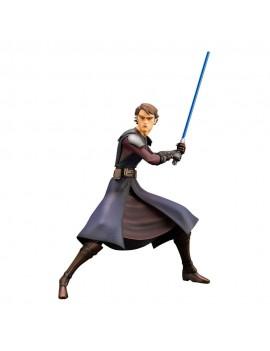 Star Wars The Clone Wars ARTFX+ PVC Statue 1/10 Anakin Skywalker 19 cm