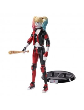 DC Comics Bendyfigs Bendable Figure Harley Quinn Rebirth 19 cm