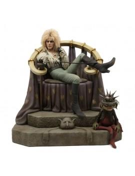 Labyrinth Statue 1/4 Jareth on Throne 48 cm