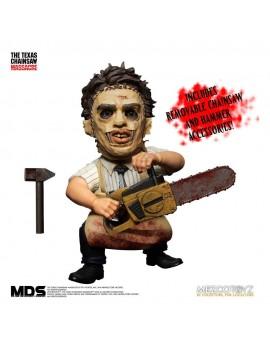 Texas Chainsaw Massacre MDS Action Figure Leatherface 15 cm