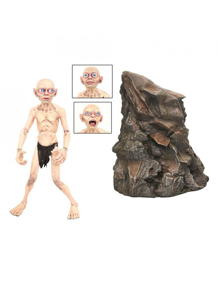 Lord of the Rings Deluxe Action Figure Gollum