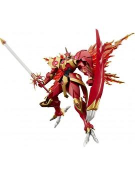 Magic Knight Rayearth Moderoid Plastic Model Kit Rayearth, the Spirit of Fire 16 cm
