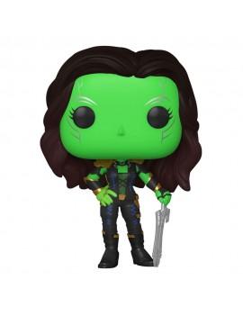 What If...? POP! Marvel Vinyl Figure Gamora, Daughter of Thanos 9 cm
