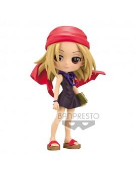 Shaman King Q Posket Mini Figure Anna Kyoyama Ver. B 14 cm