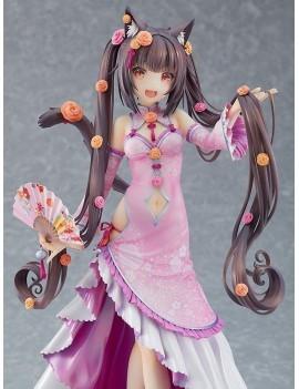 Nekopara PVC Statue 1/7 Chocola: Chinese Dress Ver. 22 cm