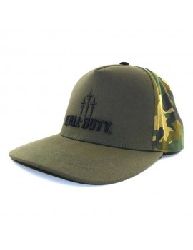 Call of Duty Curved Bill Cap Star High Build