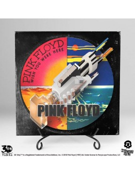Pink Floyd 3D Vinyl Statue Wish You Were Here 30 cm