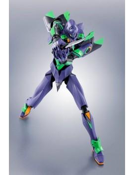 Evangelion: 3.0+1.0 Thrice Upon a Time Robot Spirits Action Figure Side EVA Evangelion Test Type-01