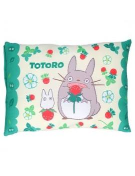 My Neighbor Totoro Cushion Totoro & Strawberries 28 x 39 cm