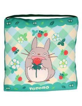 My Neighbor Totoro Cushion Totoro & Strawberries 30 x 30 x 5 cm