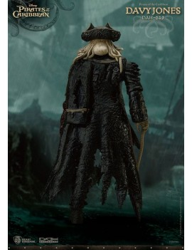 Pirates of the Caribbean Dynamic 8ction Heroes Action Figure 1/9 Davy Jones 20 cm