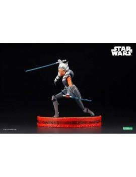 Star Wars The Clone Wars ARTFX PVC Statue 1/7 Ahsoka Tano 24 cm