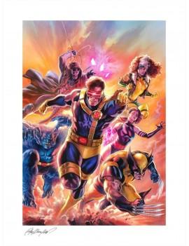 Marvel Comics Art Print X-Men: Children of the Atom 46 x 61 cm - unframed