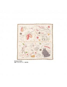 Studio Ghibli Mini Towels 25 x 25 cm Display (10)