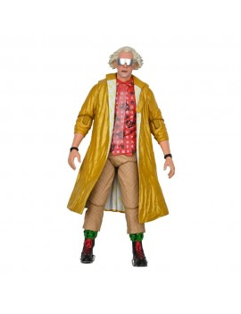 Back to the Future 2 Action Figure Ultimate Doc Brown (2015) 18 cm