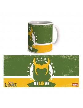 Loki Mug Believe