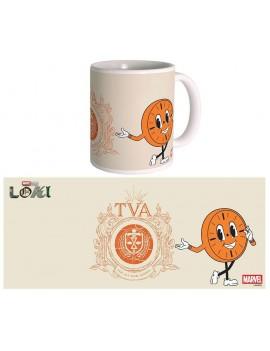 Loki Mug TVA and Miss Minutes