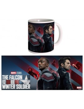 Marvel Mug The Falcon & the Winter Soldier Poster