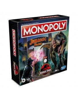 Jurassic Park Board Game Monopoly *English Version*