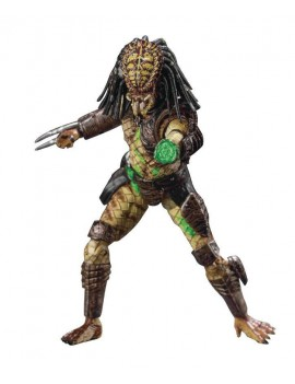 Predator 2 Action Figure 1/18 Battle Damaged City Hunter Previews Exclusive 11 cm